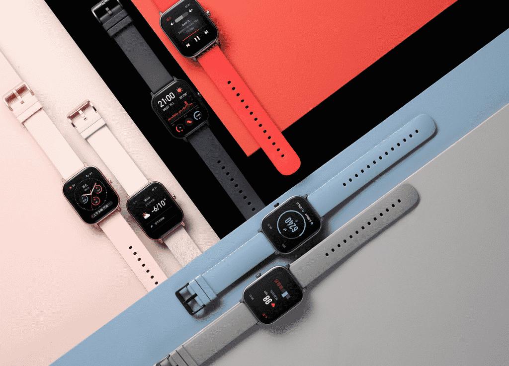 Apple Watch Clone Colors