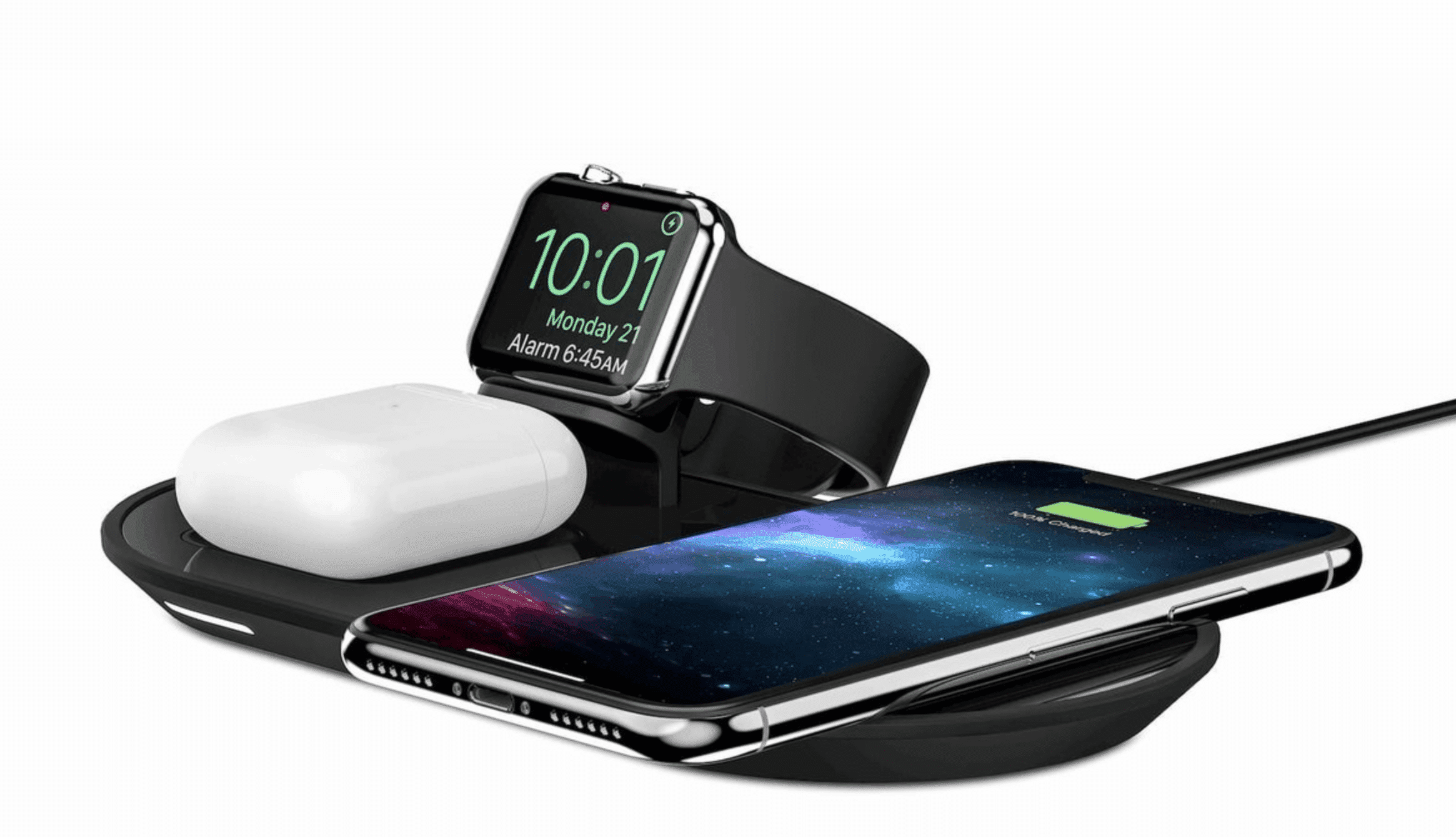 Mophie's Multi-Device chargers Apple Stores