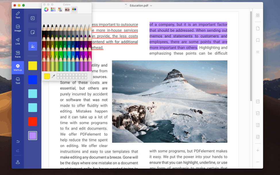 PDF Annotations