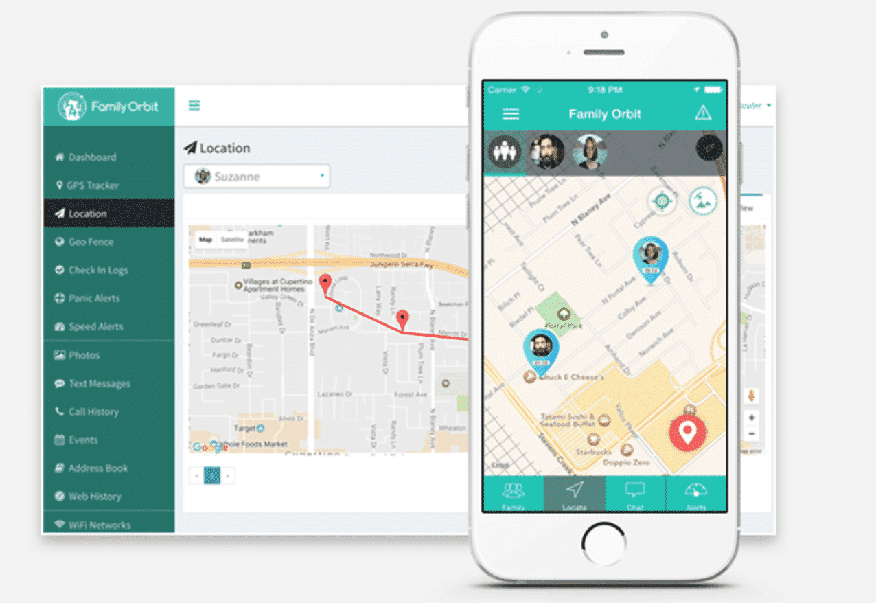 Parents' Guide To Use Real-Time Location Tracking Apps For Android And iPhone