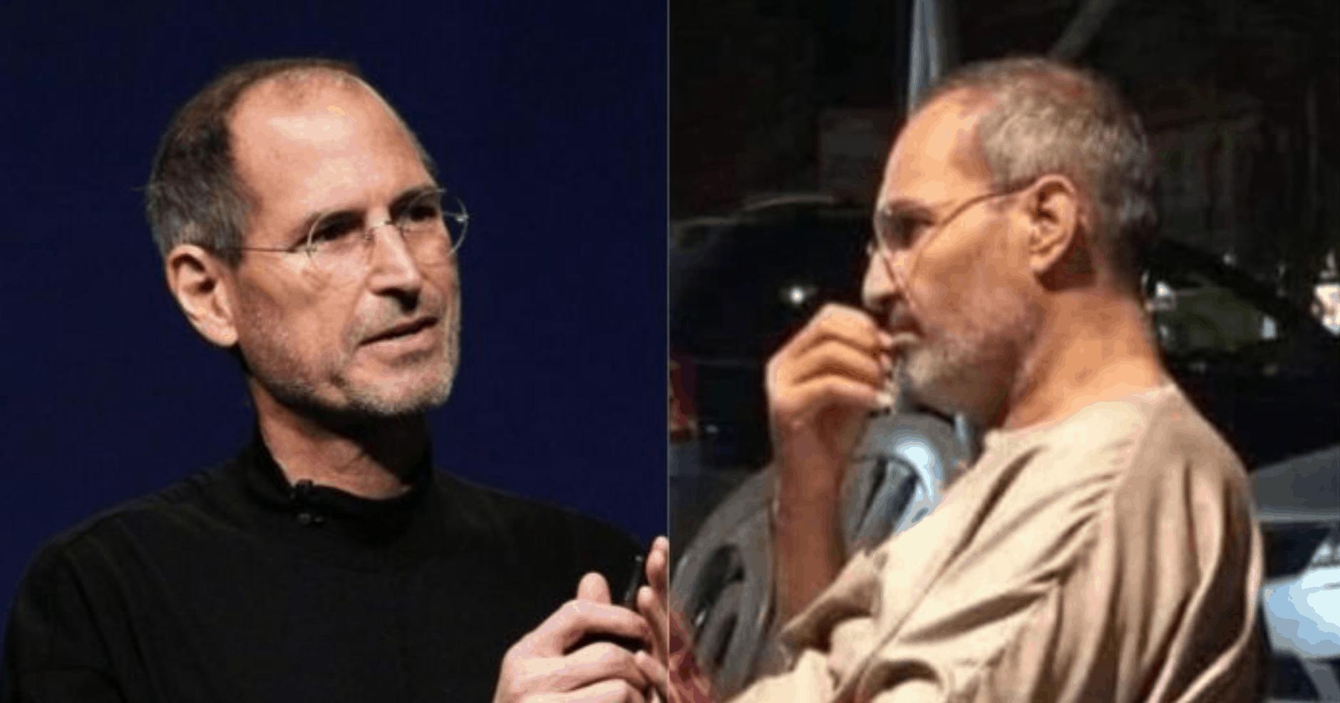 Steve Jobs in Egypt