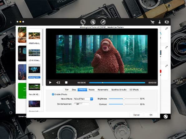Video converter for Mac by Cisdem is now 85% off