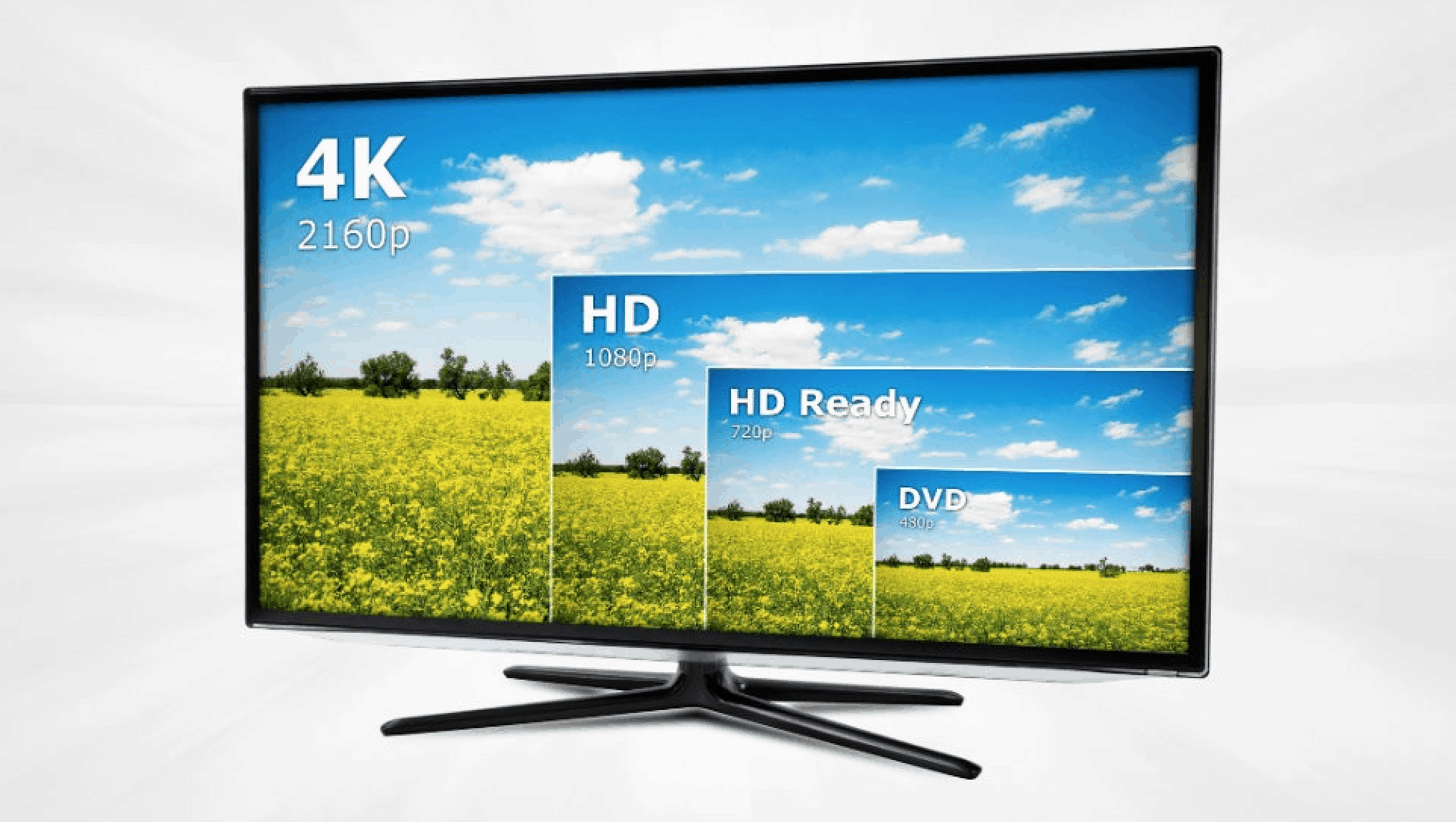Want to Buy a New TV or Monitor but is 4K Worth it?