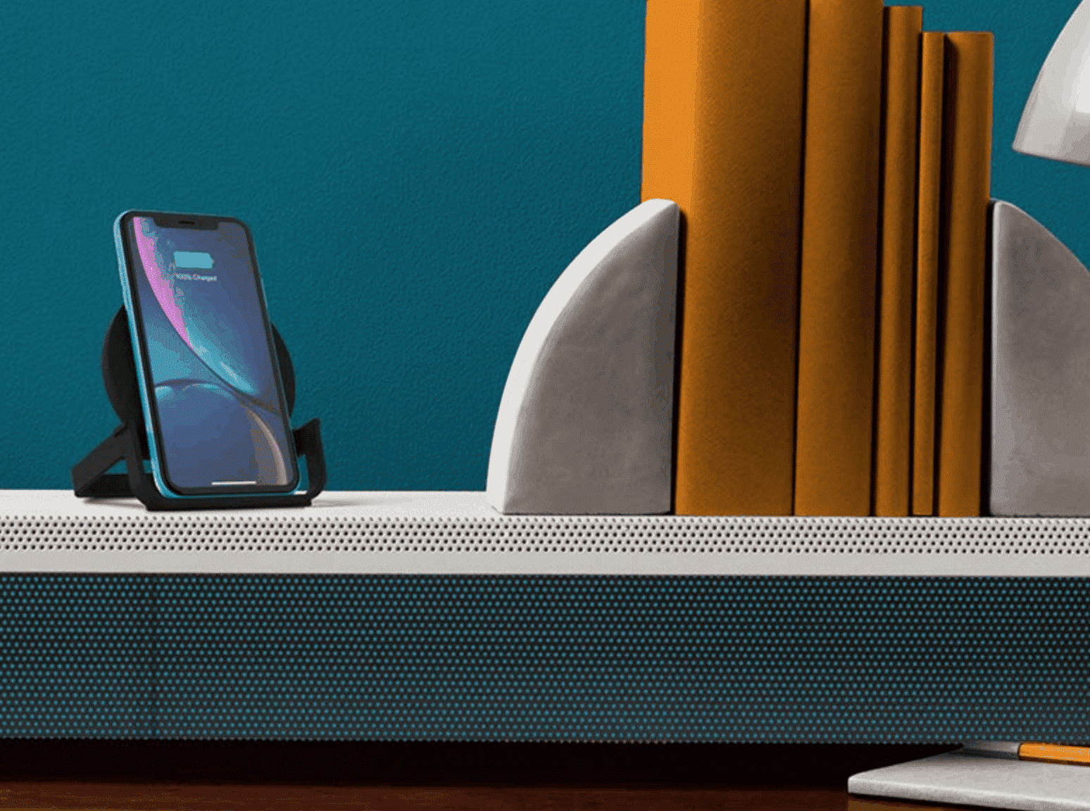 Wireless Charging Stand from Belkin