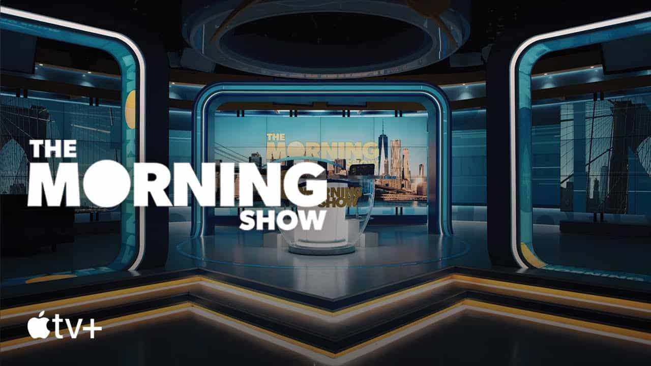 Apple Reveals 'The Morning Show' Trailer for Apple TV+