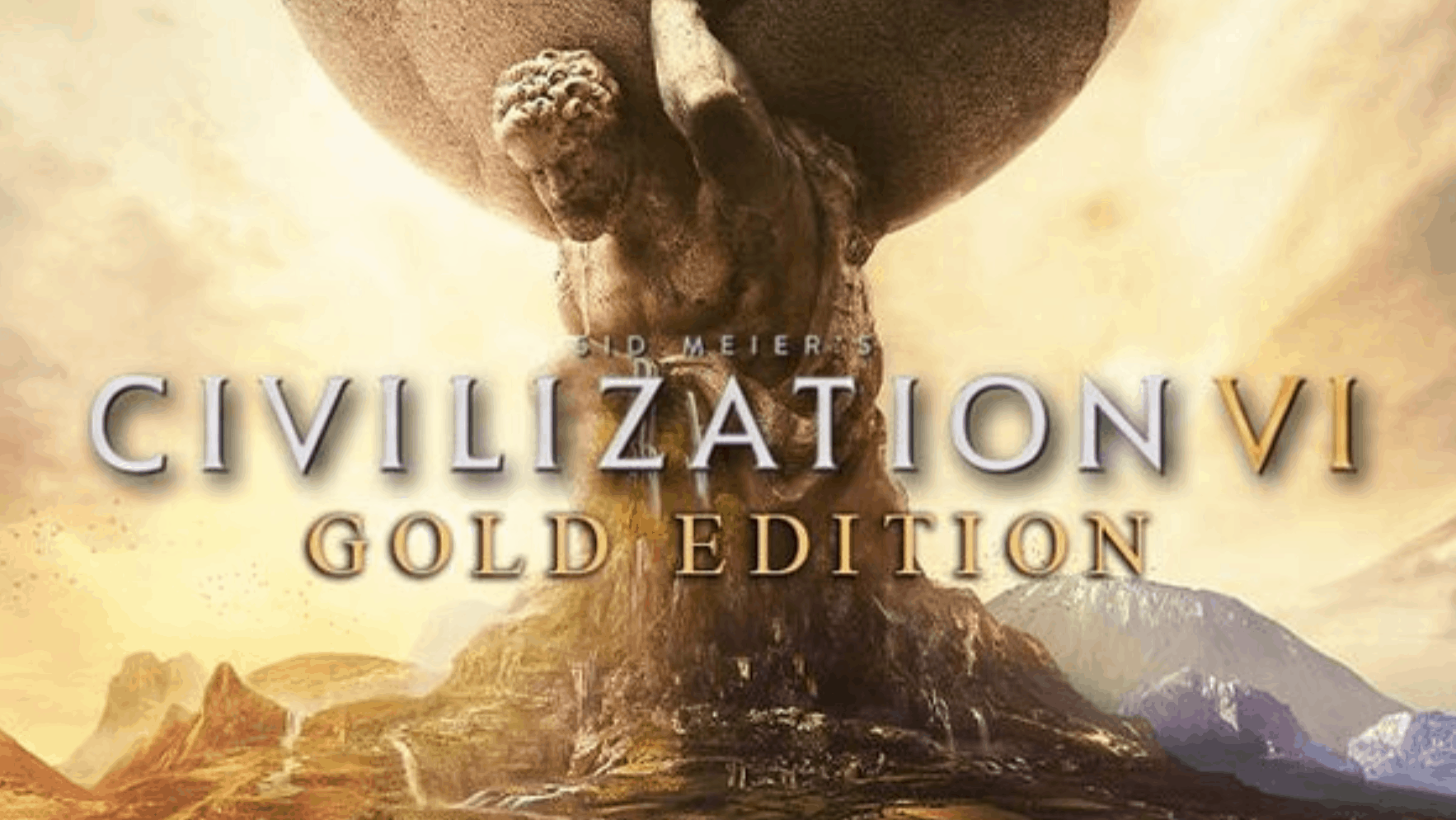 Sid Meier's Civilization VI Gold Edition, Complete, and Gathering Storm are up for sale 1