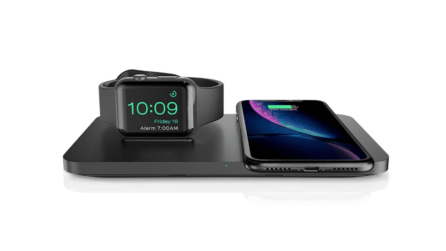 Dual 2-in-1 Wireless Charging Pad for the iPhone Gets $10 Off