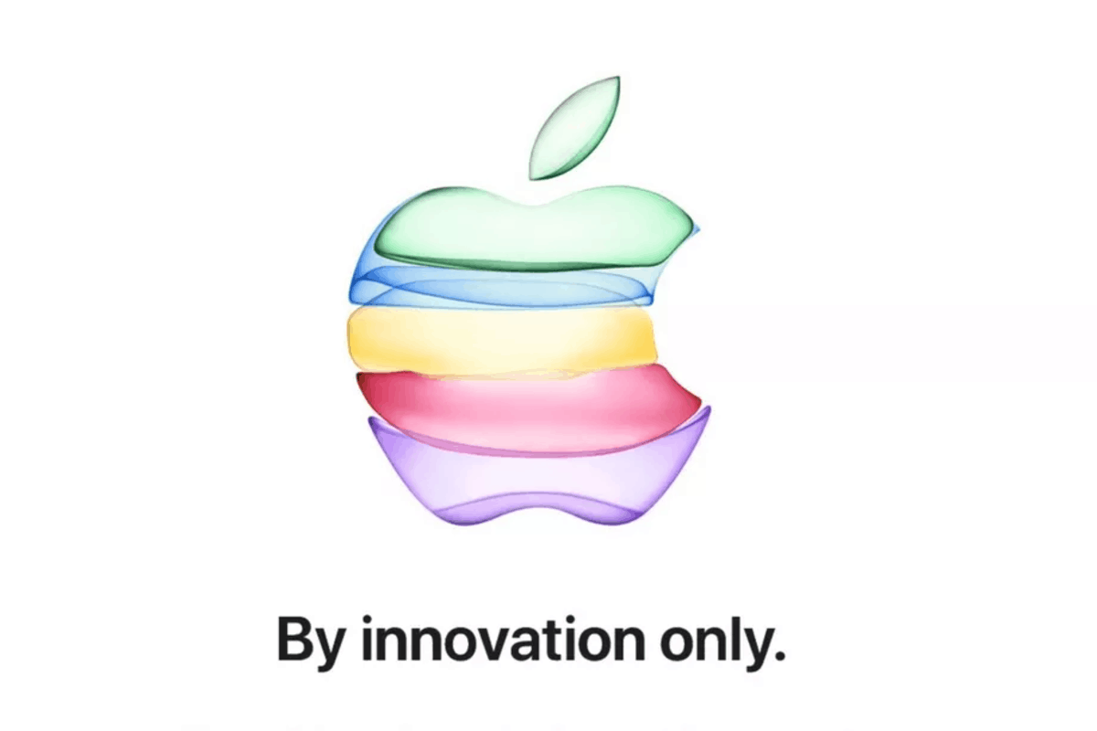 By Innovation Only Apple Event
