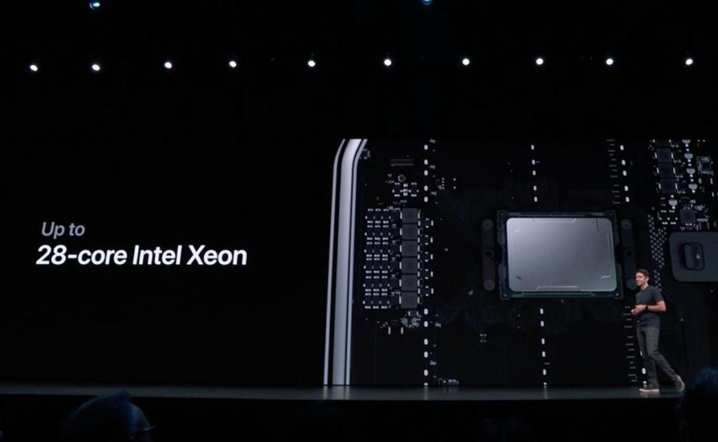 The new Mac Pro to release in September/October