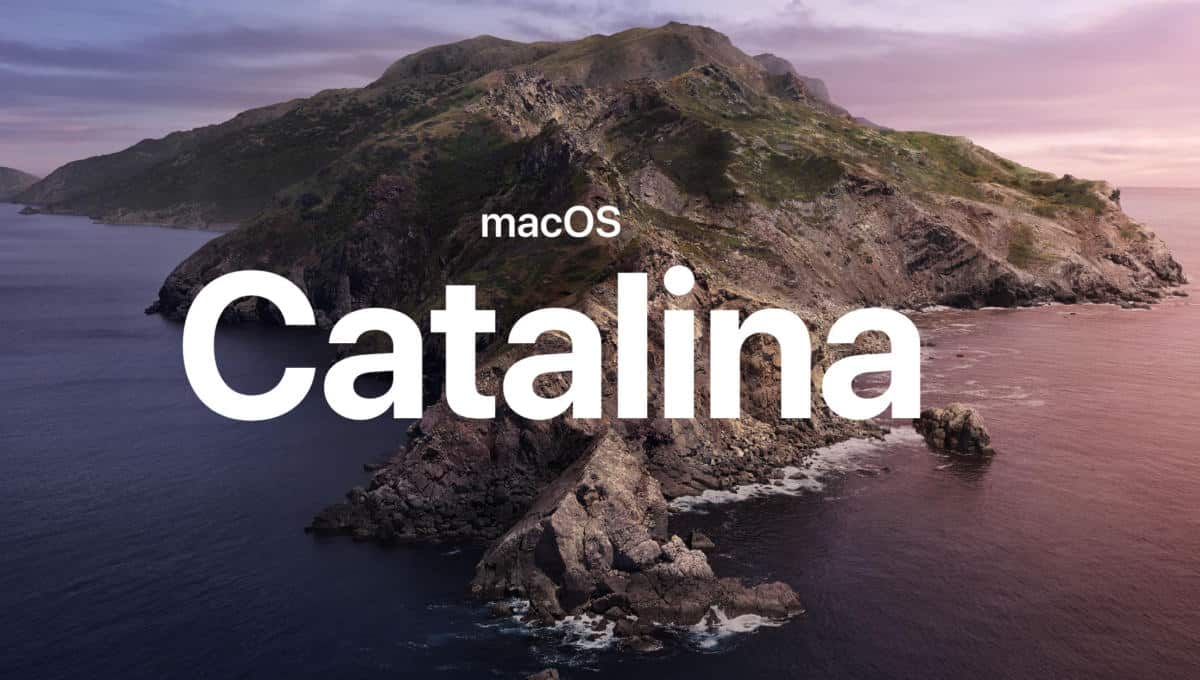 macOS Catalina to release on October 4 1