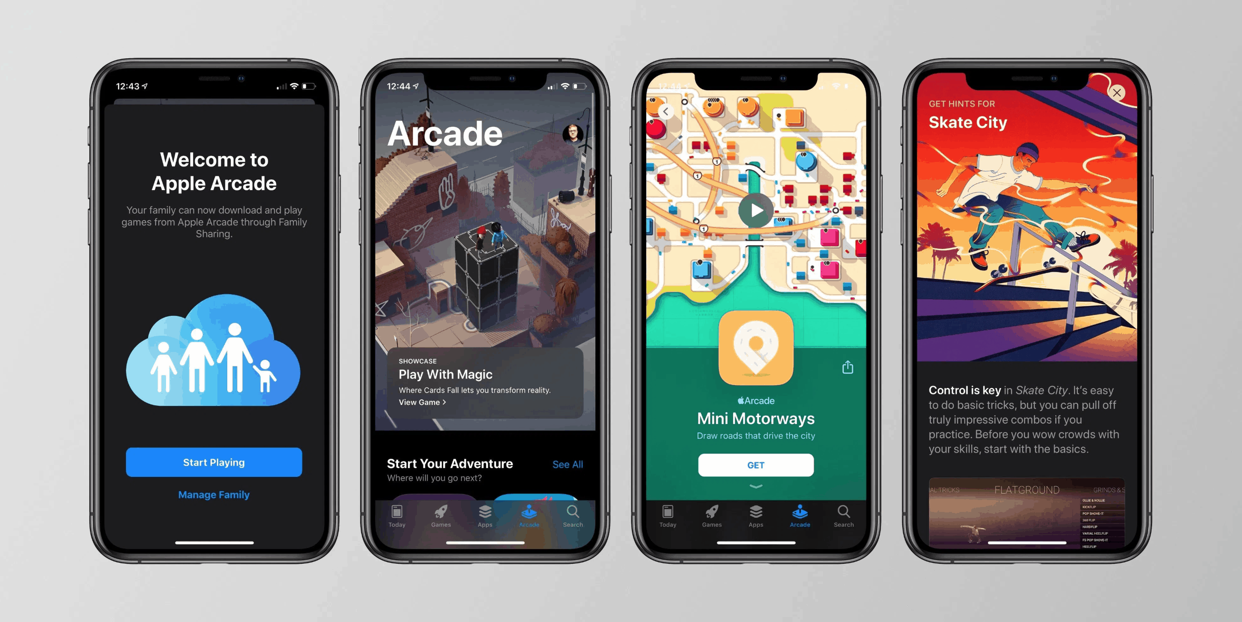 Apple Arcade is Now Accessible to Some Users
