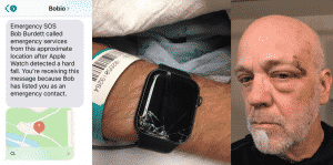 Apple Watch Credited in Saving Mountain Biker After Experiencing Fall