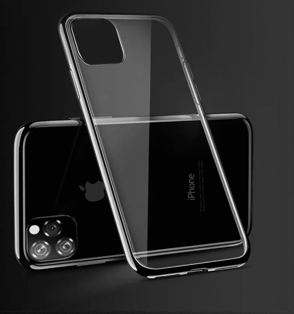 Bright Crystal Clear Case for iPhone 11, iPhone 11 Pro and iPhone 11 Pro Max