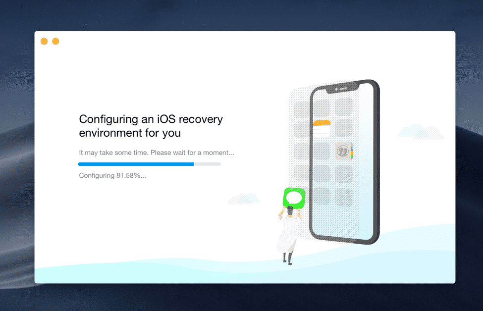 Download and install PhoneRescue