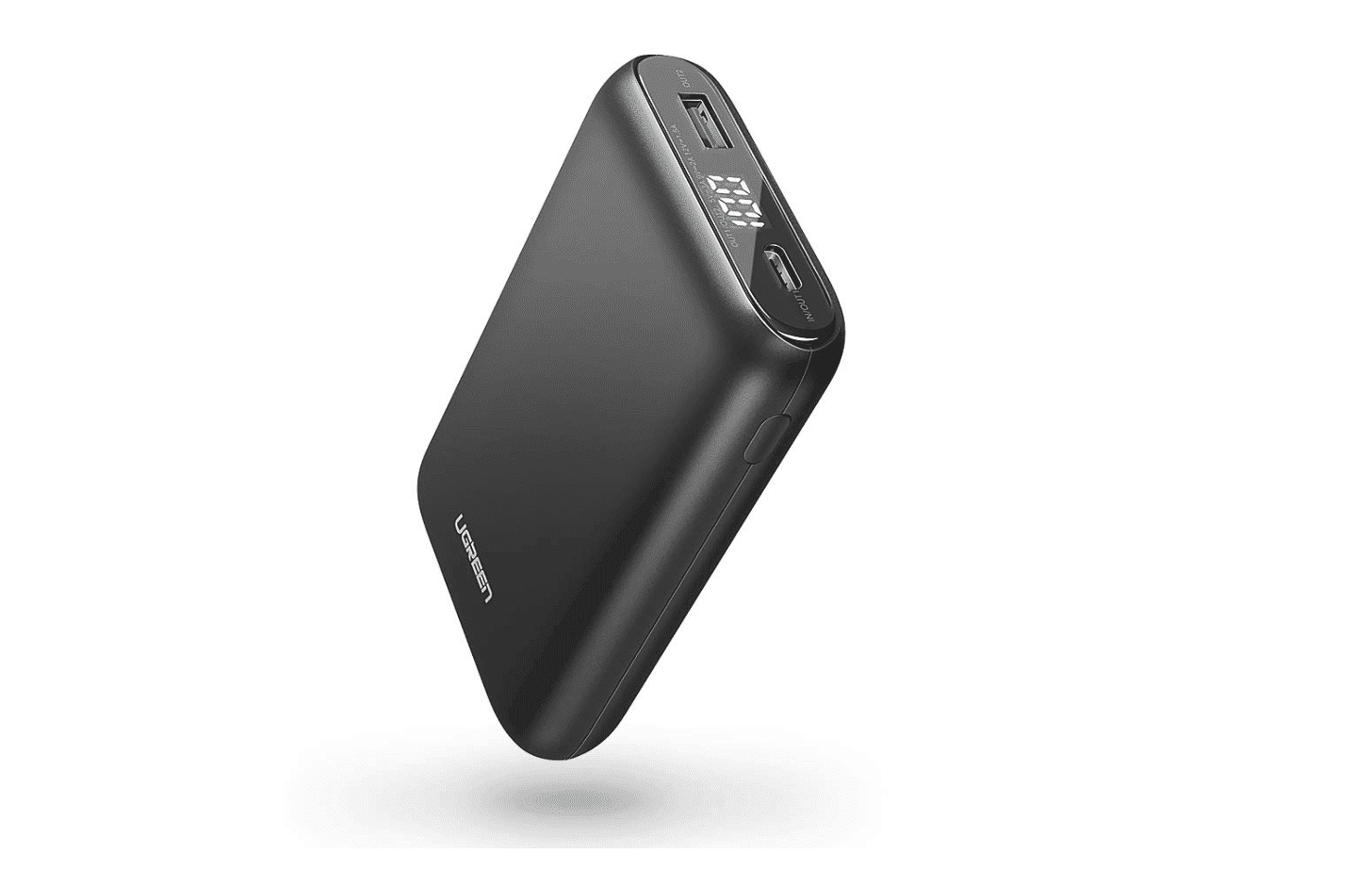 Get UGREEN 18W 10000mAh USB-C Portable Charger at 20% OFF on Amazon