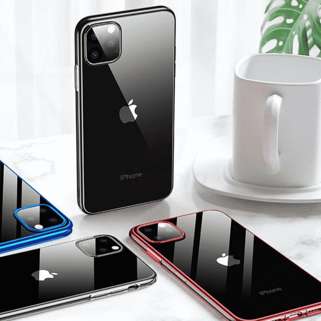 Hacrin Transparent case for iPhone 11