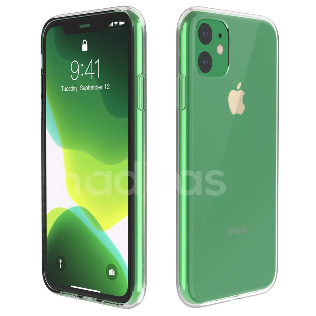 Hadinas Clear Case for iPhone 11, iPhone 11 Pro and iPhone 11 Pro Max