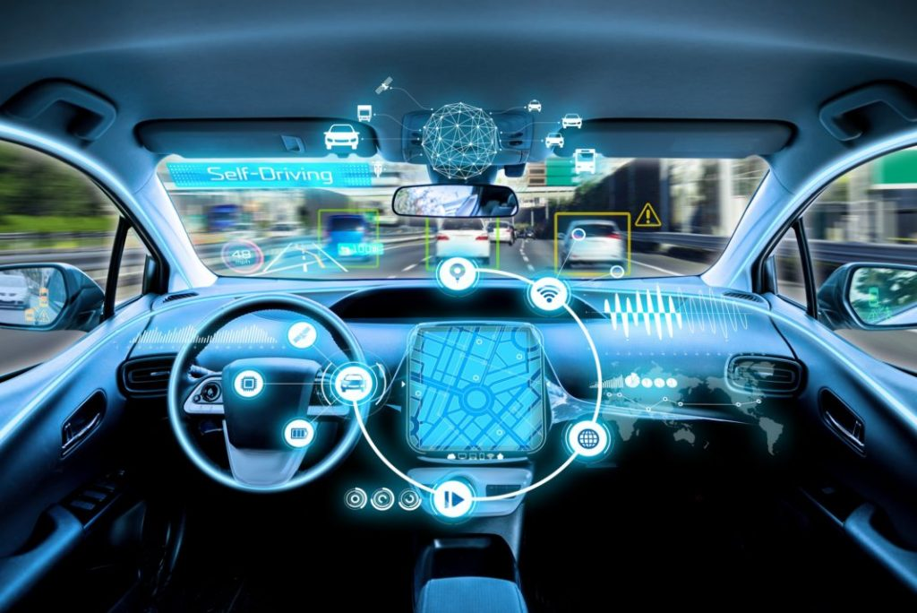 6 Key Advantages of Connected Cars