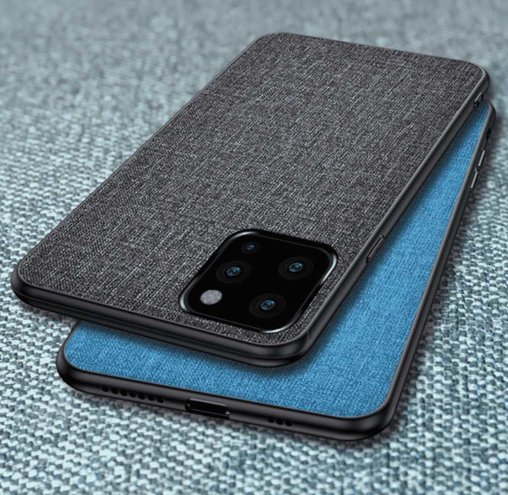 Joliwow Fabric Case for iPhone 11