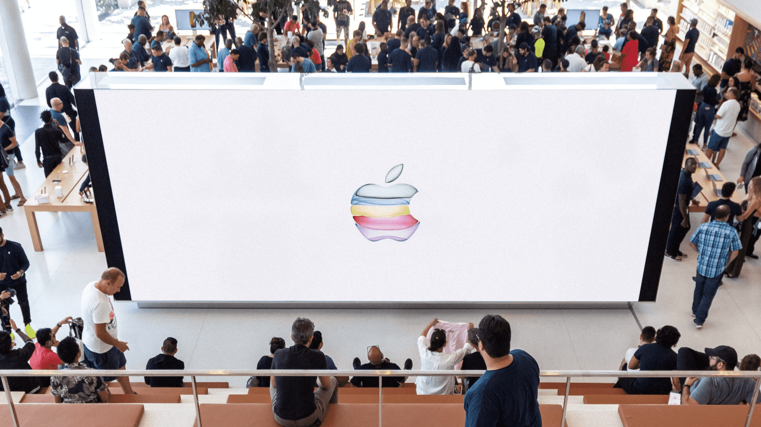 September 10 Keynote Livestreams Offered in Apple Stores