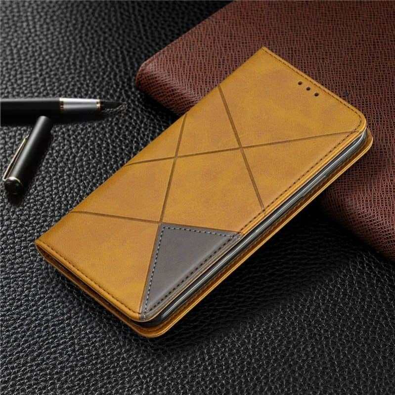 Luxury Flip Leather Wallet Case for iPhone 11, iPhone 11 Pro and iPhone 11 Pro Max