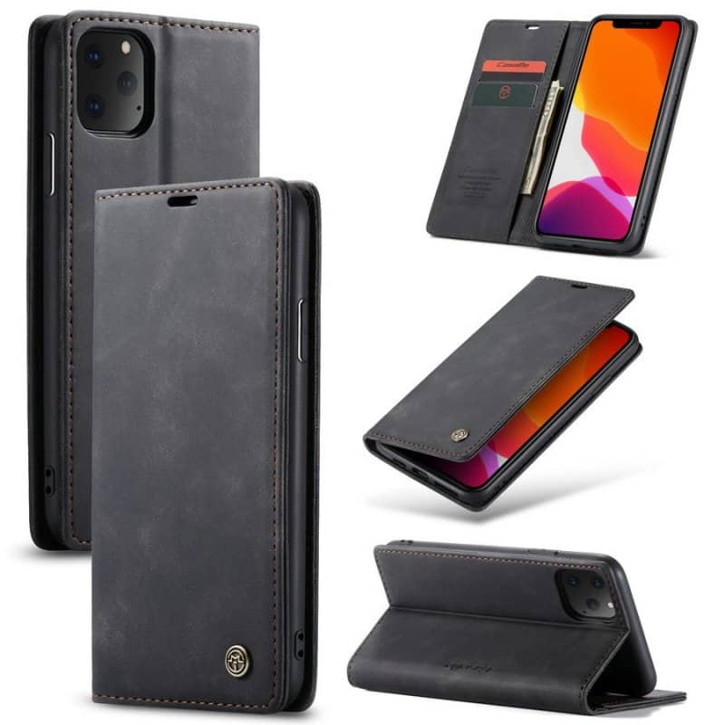 Magnetic Card Wallet Case for iPhone 11, iPhone 11 Pro and iPhone 11 Pro Max