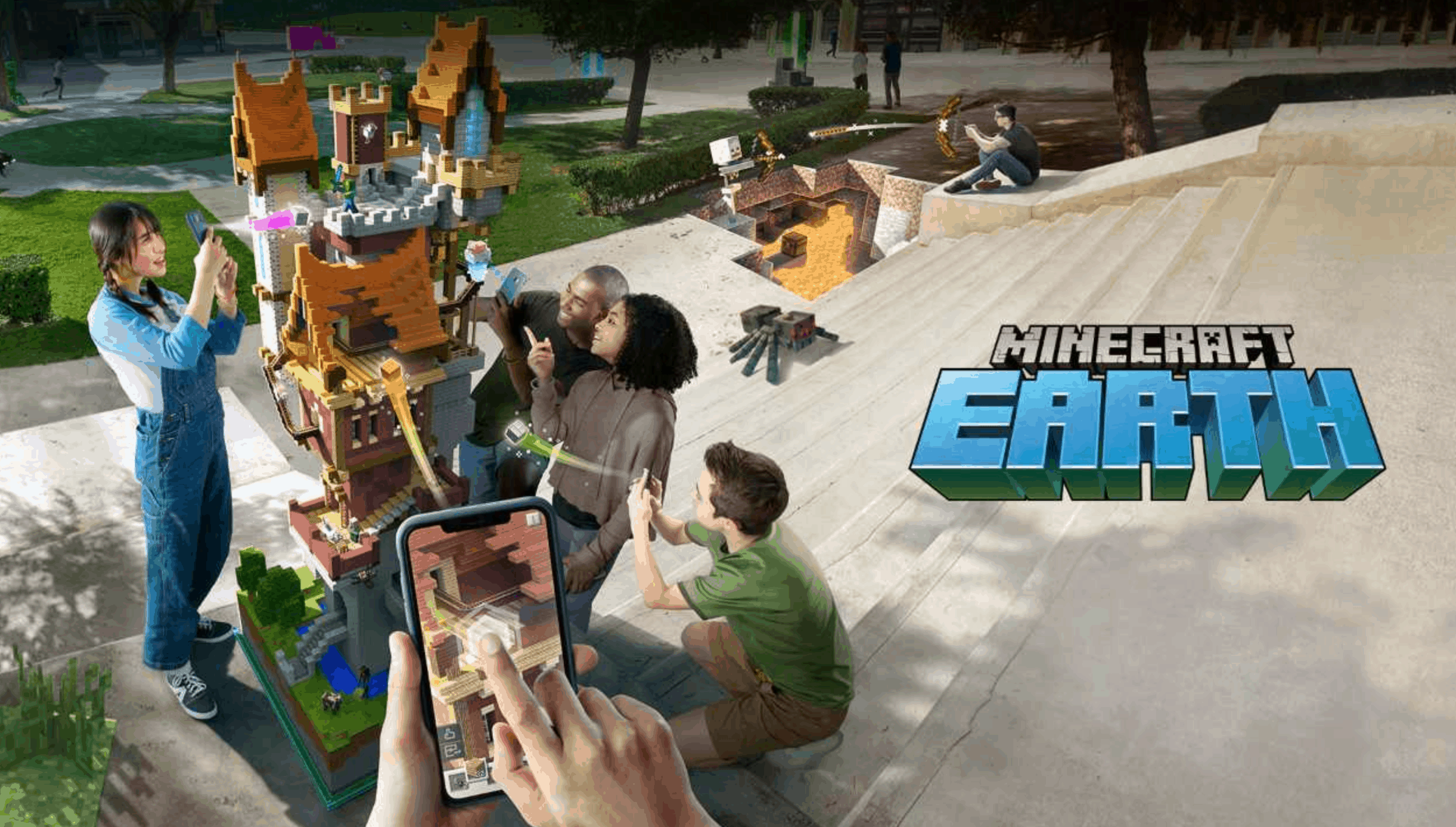Minecraft Earth Announces October Release Date