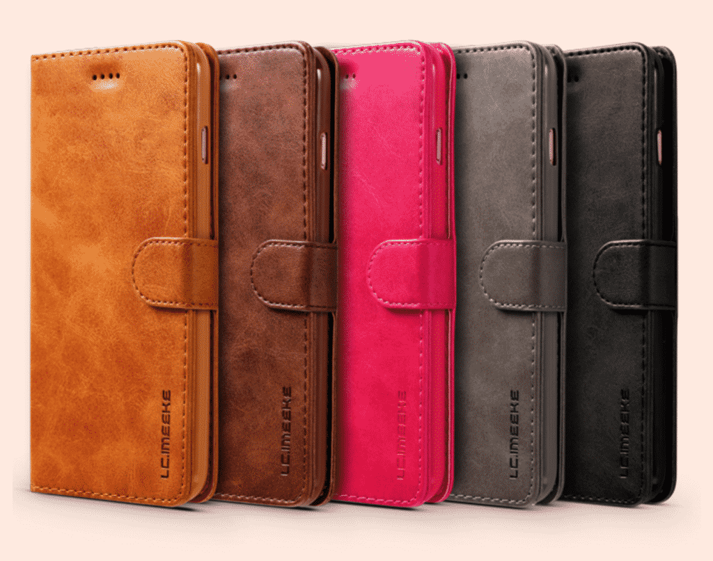 Retro Fundas Leather Case for iPhone 11 Pro Max