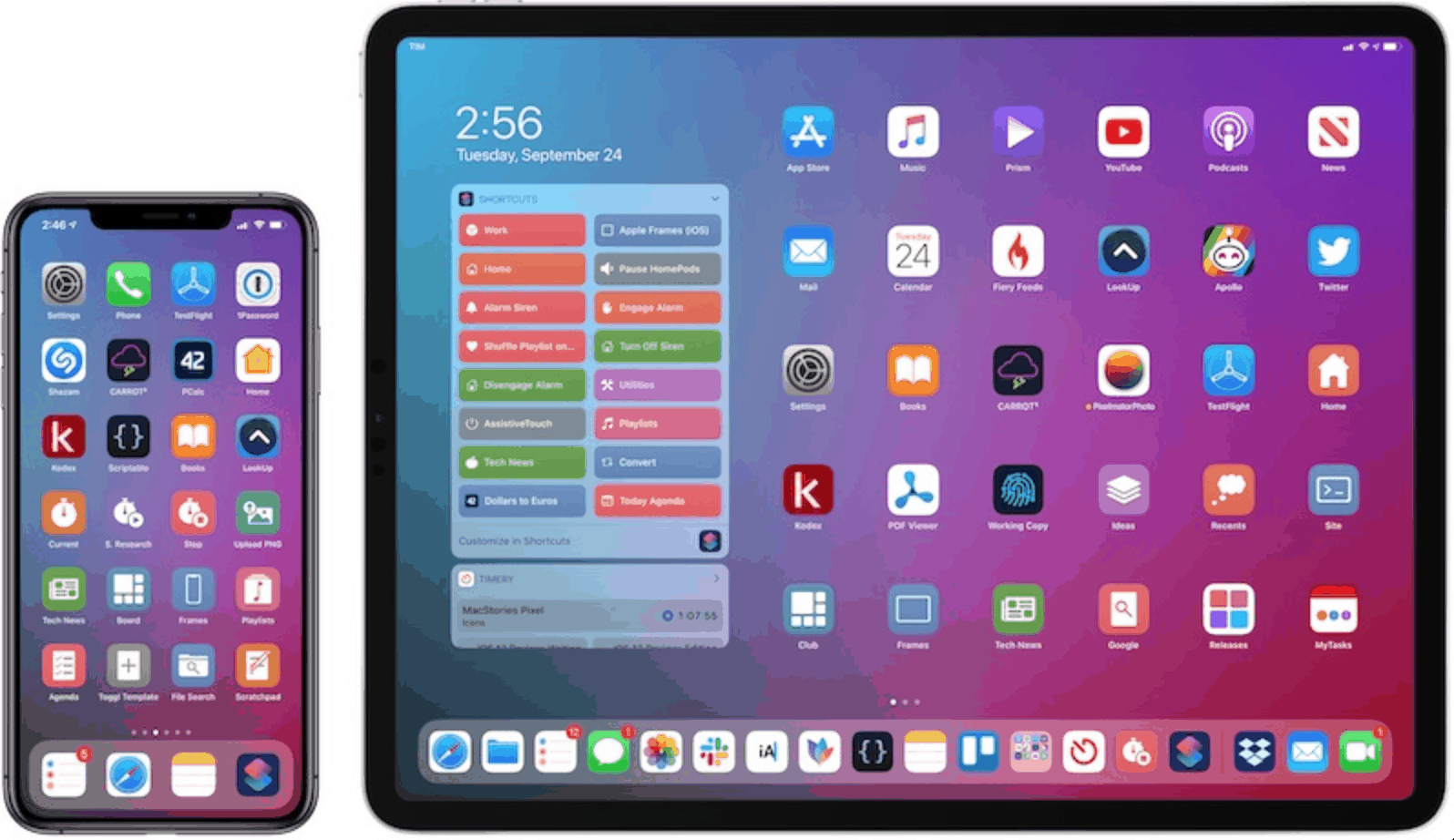 Shortcut Apps Are Now Available on iPadOS 13 and iOS 13