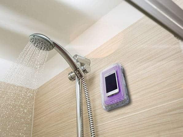 Shower Case