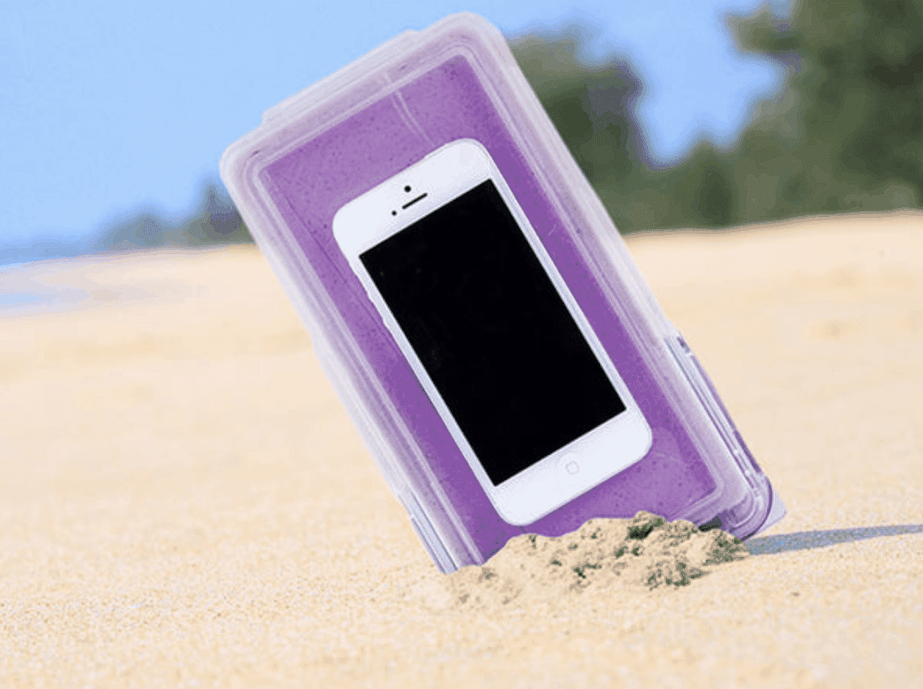Smartphone 2-in-1 Shower Case