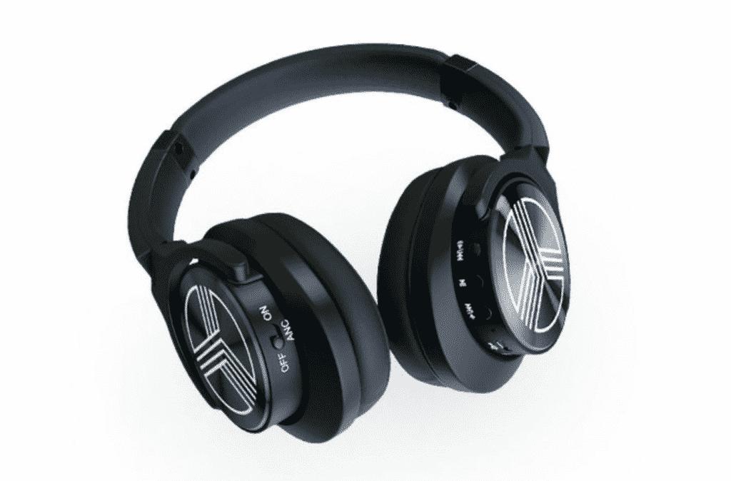 TREBLAB Z2 Wireless Noise-Cancelling Headphones