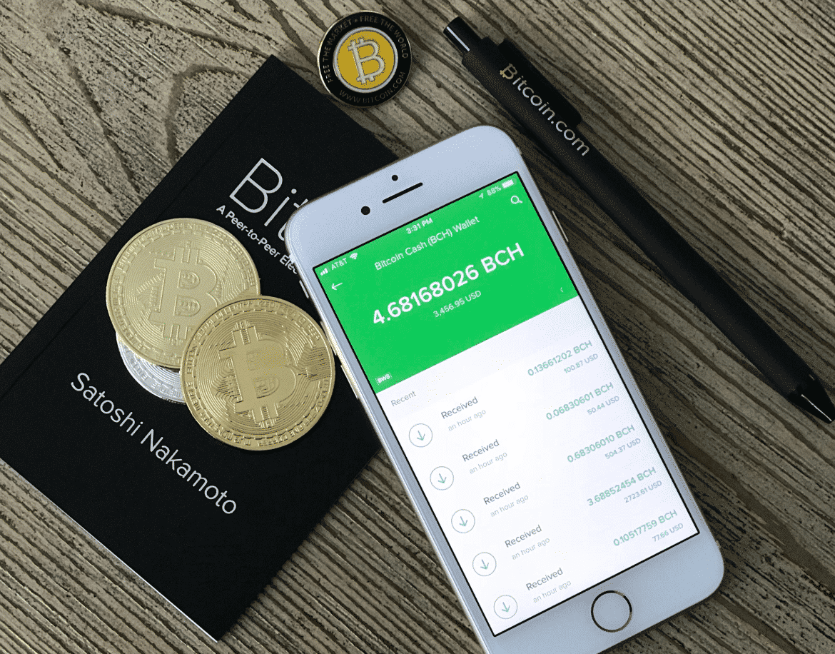 Top 5 Bitcoin Apps for iPhone
