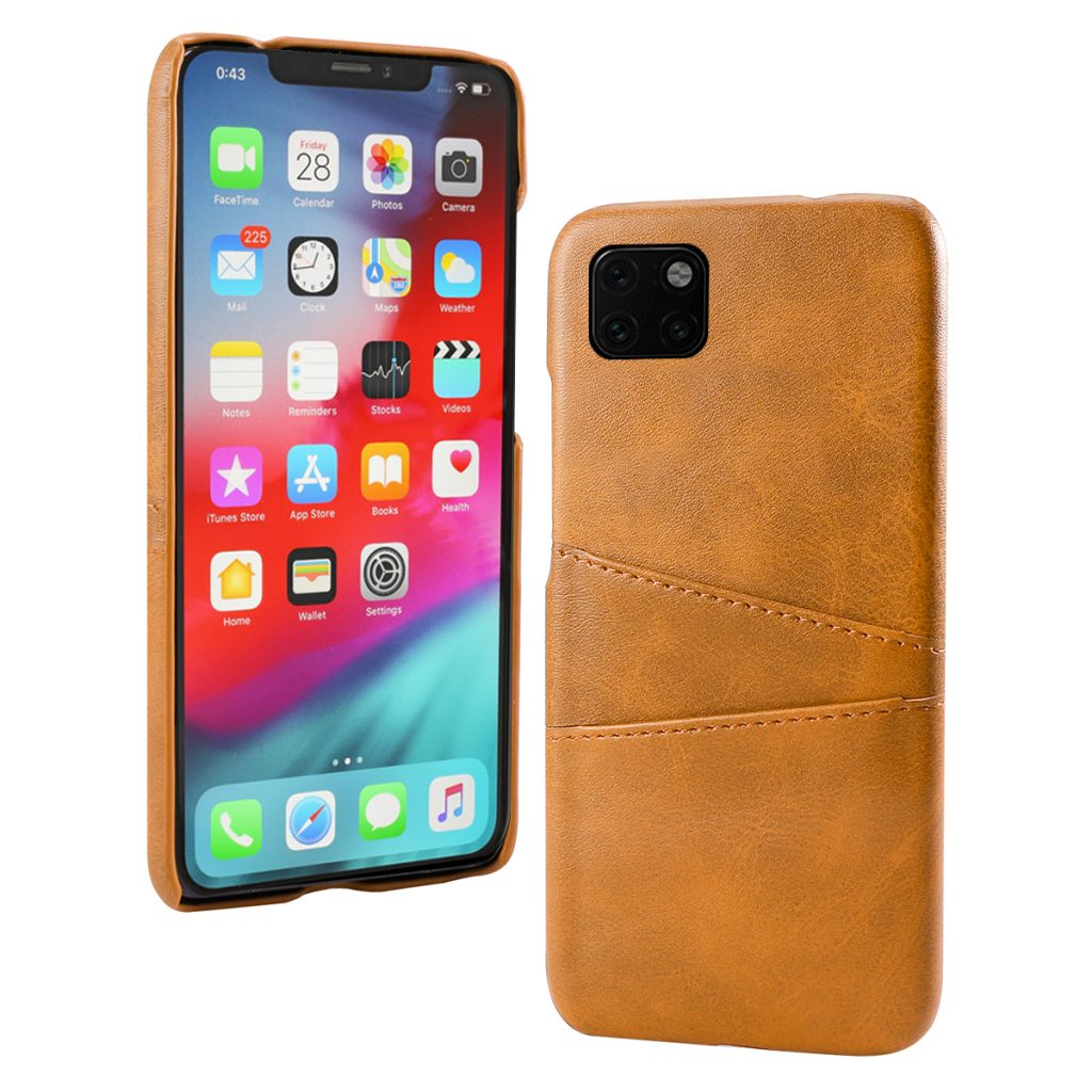 Torubia Leather Card Holder Case for iPhone 11