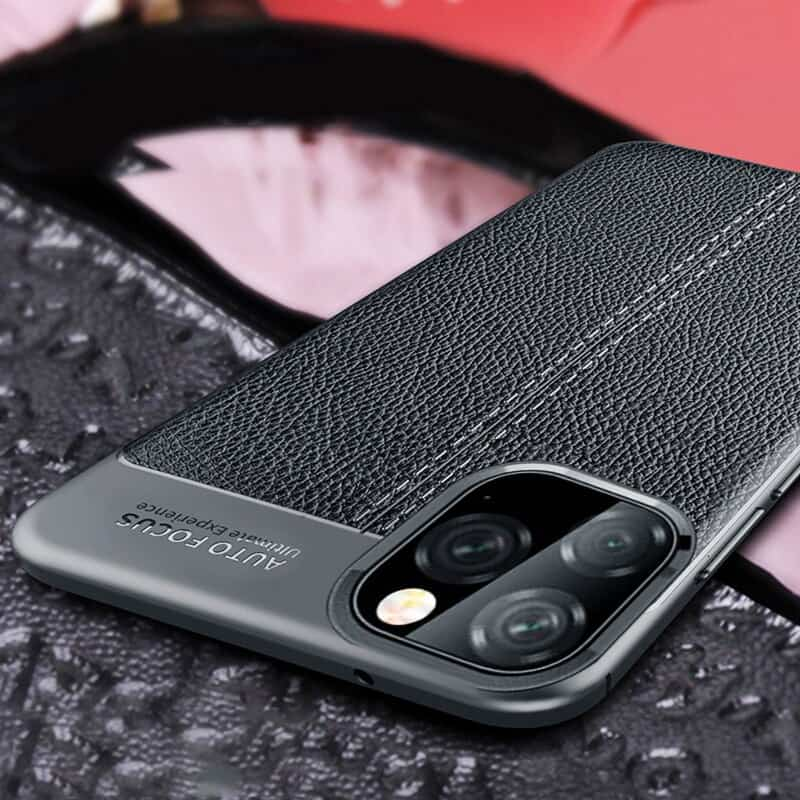 Vifocal Leather Case for iPhone 11