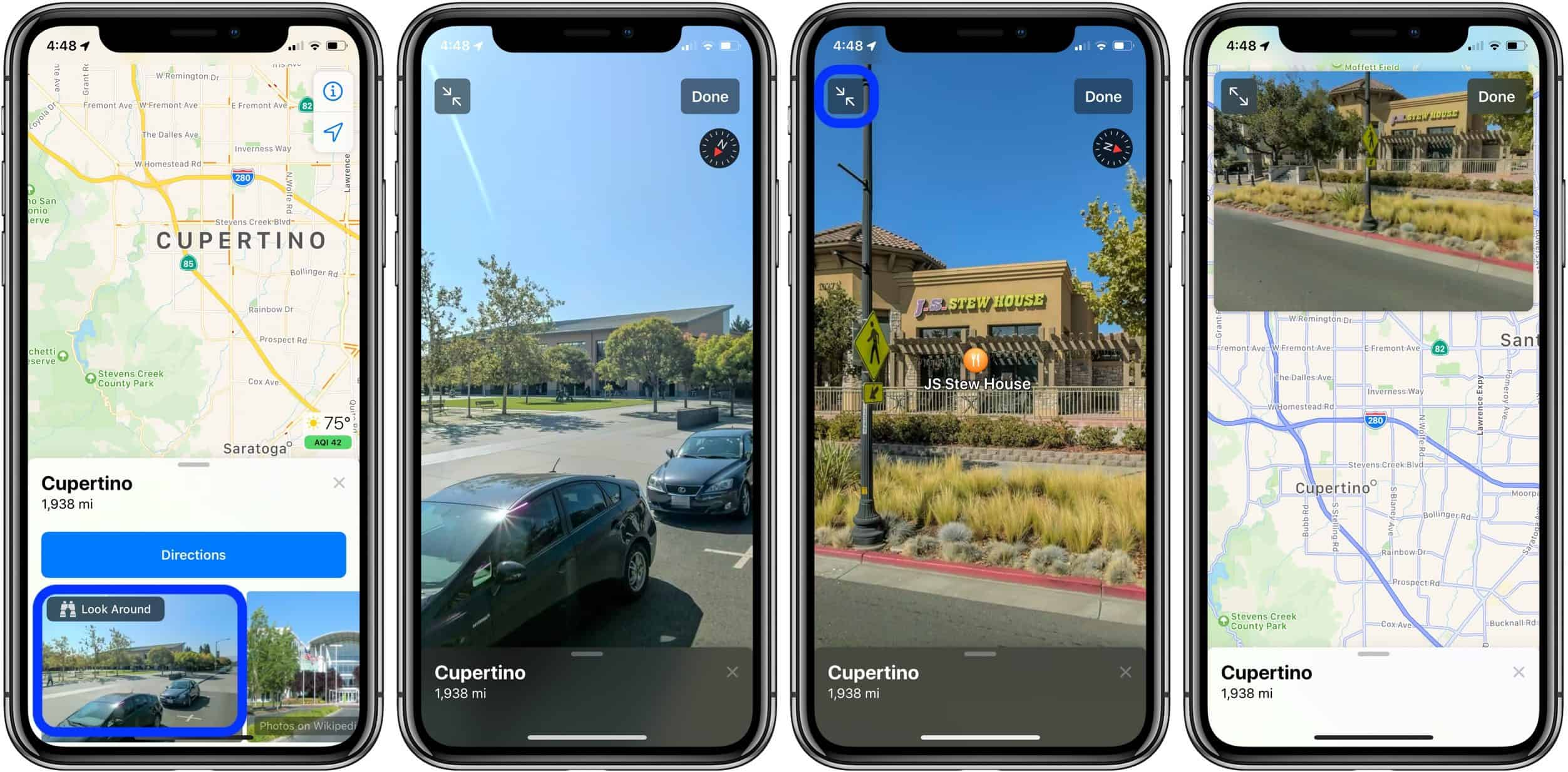 Apple brings 'Look Around' to Georgia, Atlanta