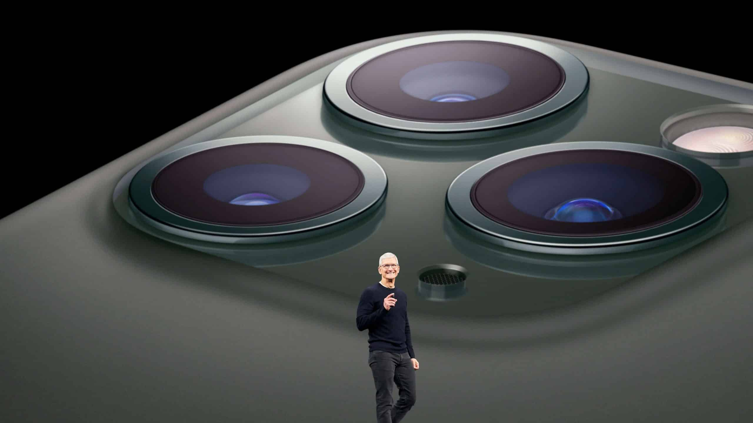iPhone 11 Keynote Unveils All-New Product Launches