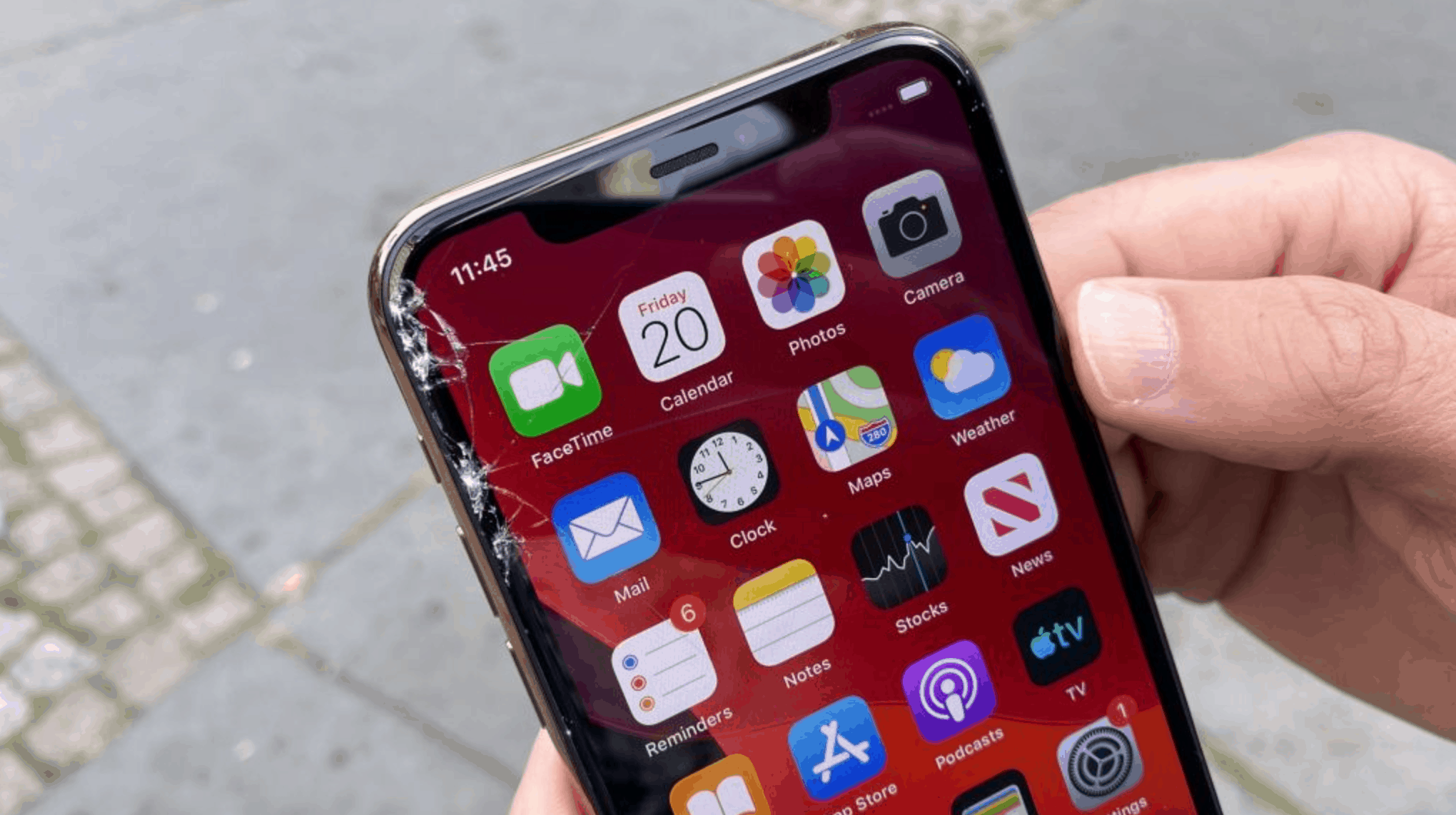 iPhone 11 Pro Drop Test Video Reveals Different Results