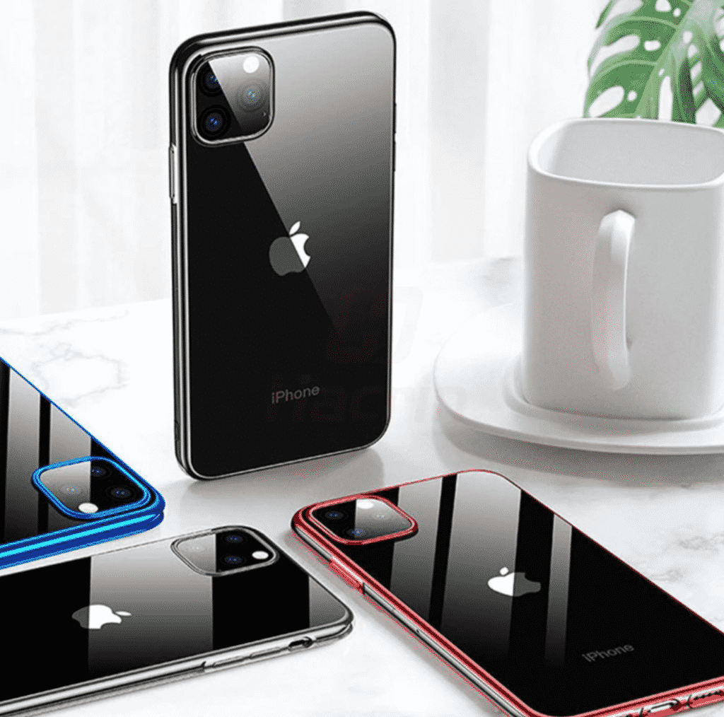 This is a luxury style case for the iPhone 11 Pro Max by the brand name Hacrin.