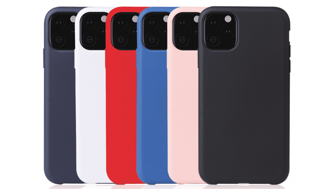 This is the iPhone 11 Pro Max case by Jolie with many colors.