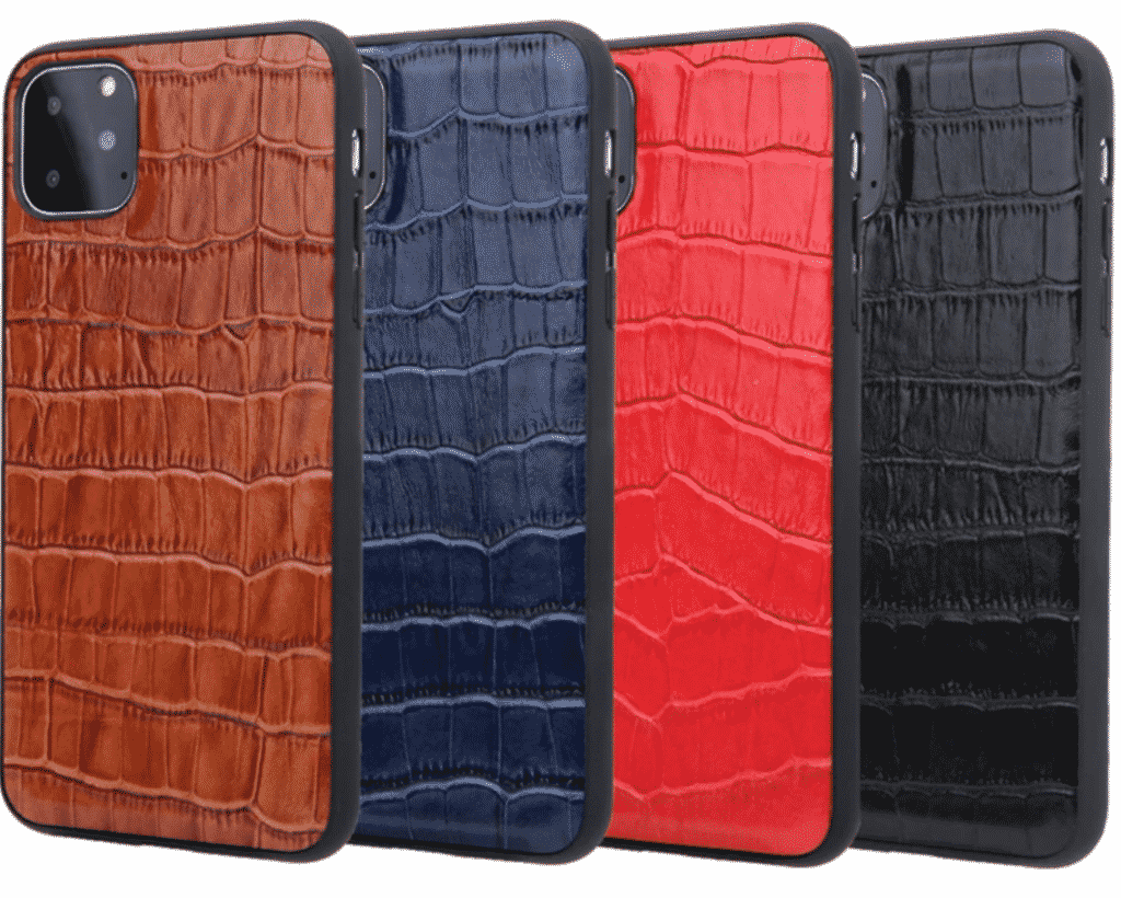 This is a leather case for the iPhone 11 Pro Max by the company named Solque. It's extremely soft and comfortable in the hands, which is why it makes it one of the best.