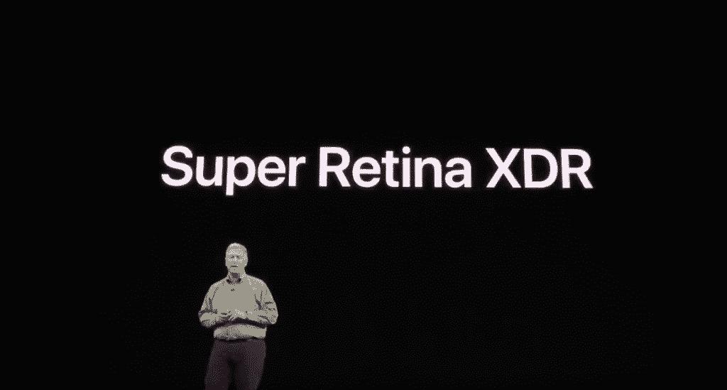 iPhone 11 Pro Super Retina Display XDR