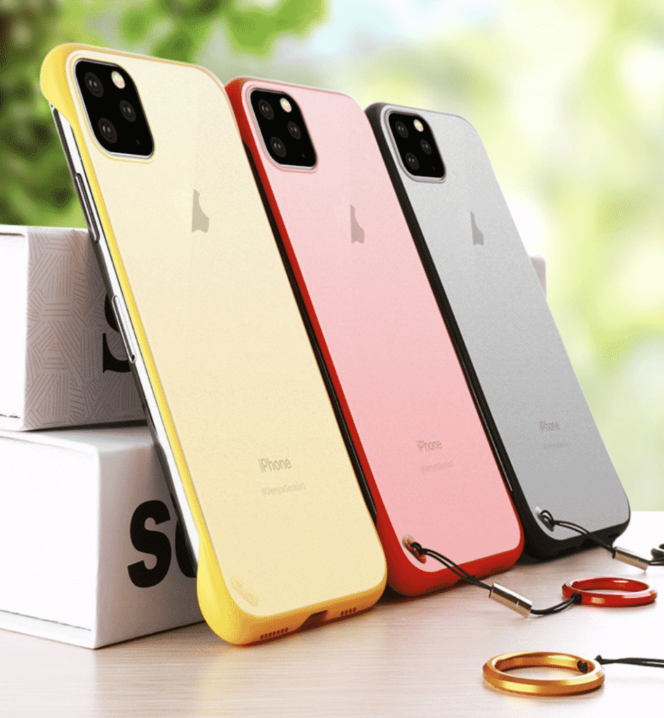 iPhone 11 Pro case by Frameless