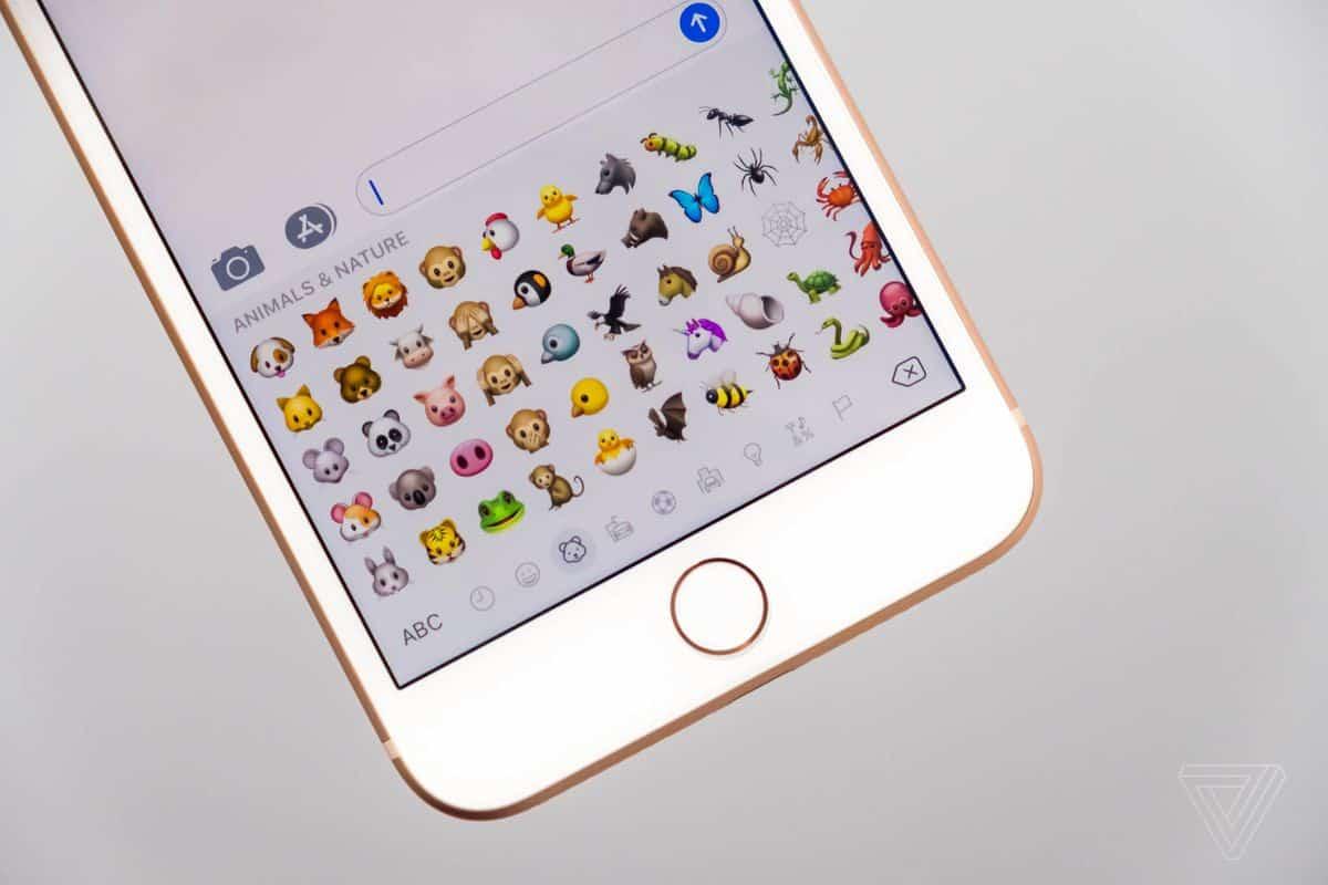 iOS 13.1 updated emojis