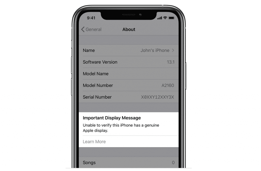 Apple advises against third-party iPhone 11 repairs: To start showing notifications