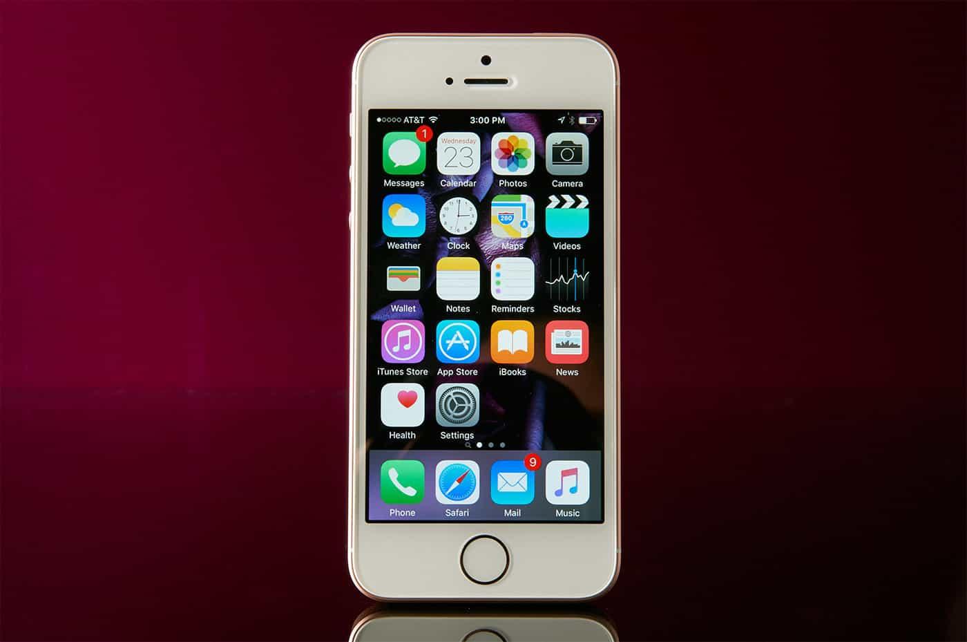 iPhone SE first gen