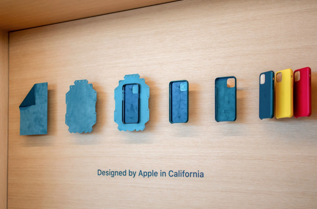 Apple Park Visitor Center Puts Apple Watch Series 5 Bands Front and Center