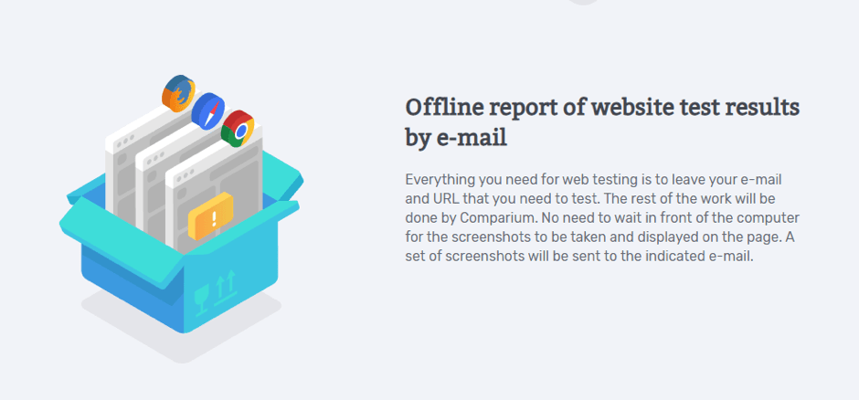 offline result