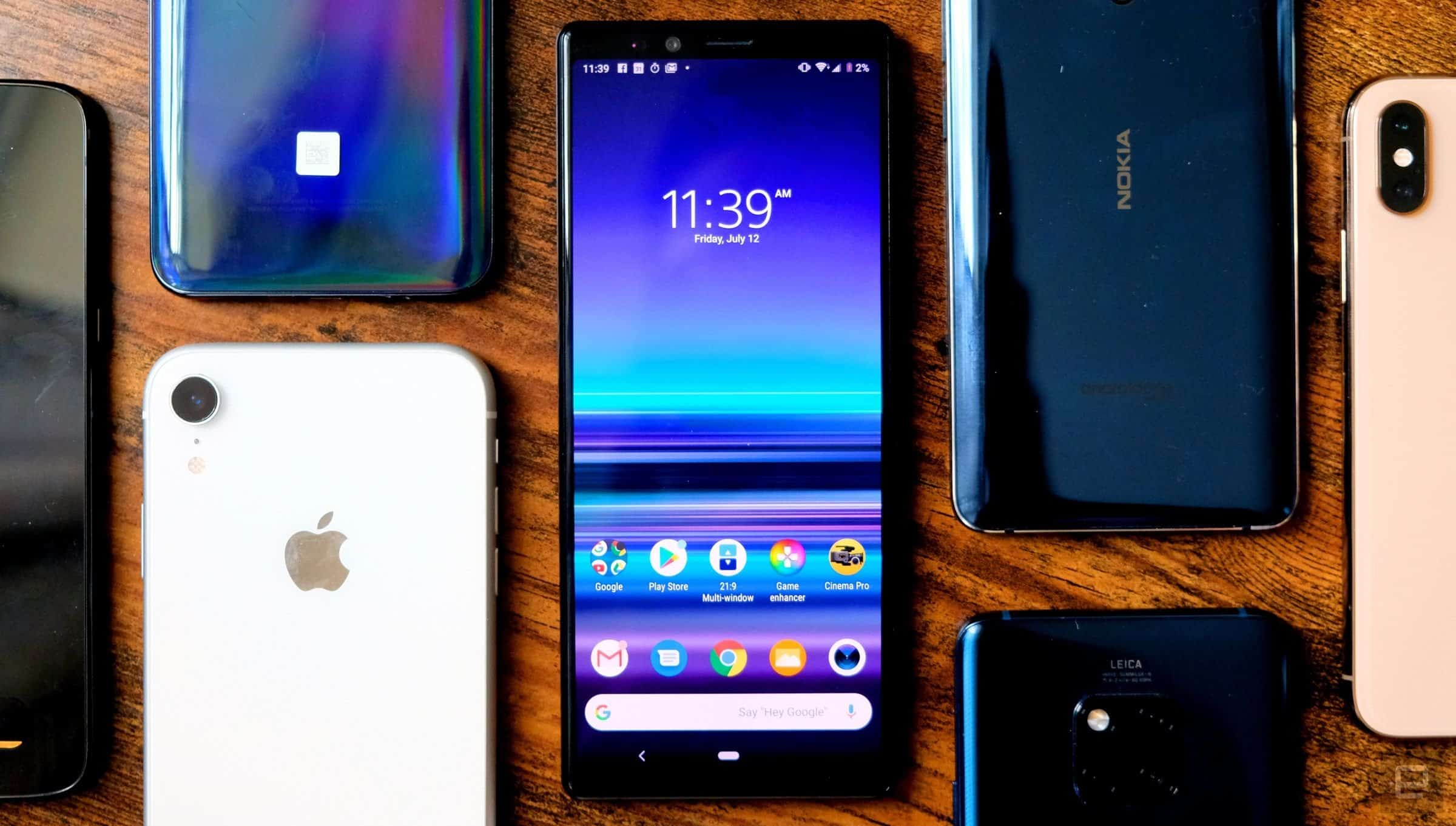 Upcoming Xperia phone could beat Apple's iPhone 11 in terms of performance 1