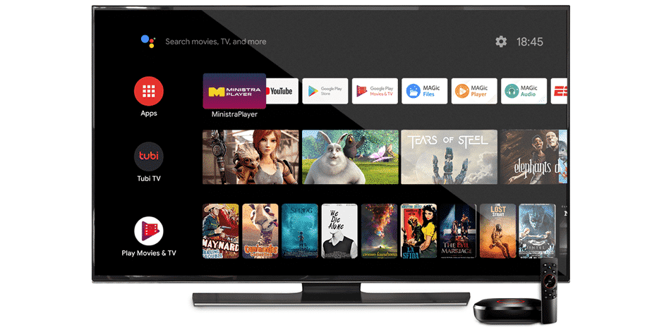 4K Android TV